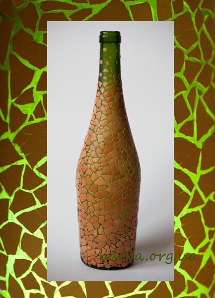 buttle12 Мозаика из яичной скорлупы.