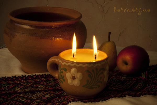 IMG 1444 Свечи своими руками. 2 способа изготовления свечей своими руками.