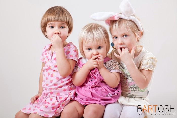 Фотосъемка детей в студии