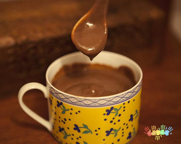 20121013 08 Домашній гарячий шоколад. Рецепт.