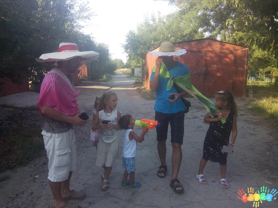 """Вечірка-квест для дітей """"Мексика"""""""